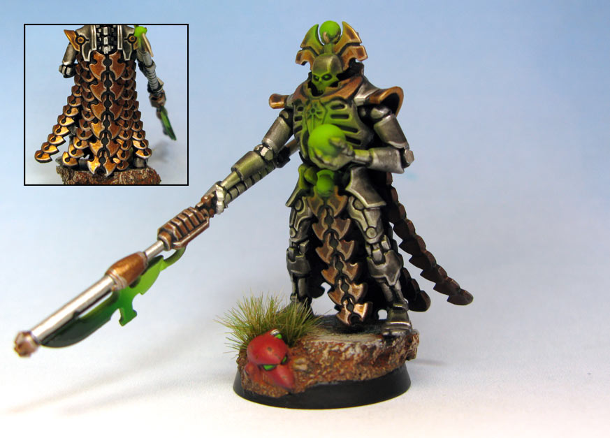 how to paint necrons pdf